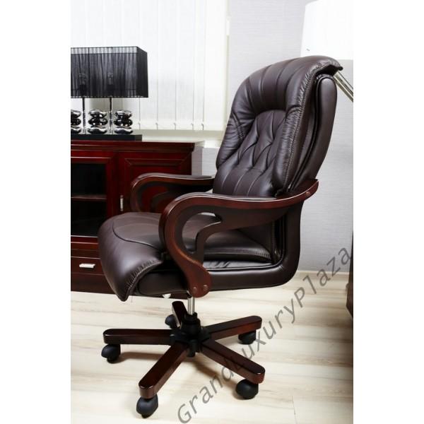 Poltrona sedia presidenziale direzionale pelle ufficio for Poltrone da tv
