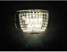 APPLIQUE LAMPADA DA PARETE LDW 7018-1CHIARO