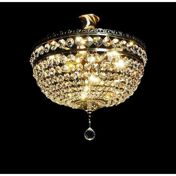 lampadari da ufficio : LAMPADARIO IN CRISTALLO LDP 10161