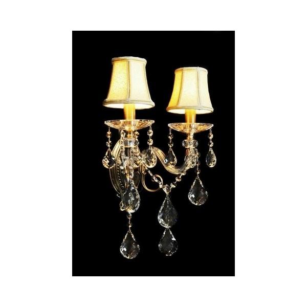 Applique lampada da parete muro salone camera ufficio casa arredo ...