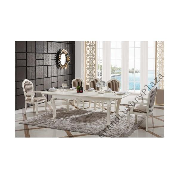 """Tavolo da pranzo allungabile serie """"bella"""" 936   grand luxury plaza"""