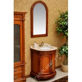 Arredo bagno mestre design casa creativa e mobili ispiratori - Top legno massello bagno ...