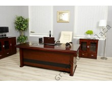 Esclusiva scrivania ELITE 2.2 m