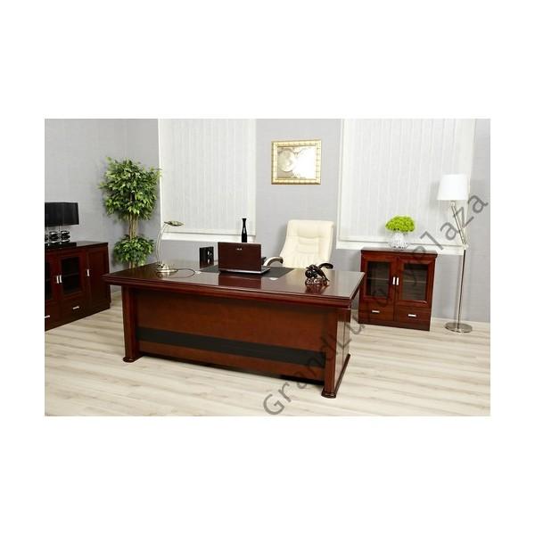 Scrivania tavolo ufficio studio presidenziale direzionale for Arredo ufficio presidenziale