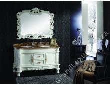 """Bagno fatto a mano in Legno Massello""""Vanity Versalles"""""""