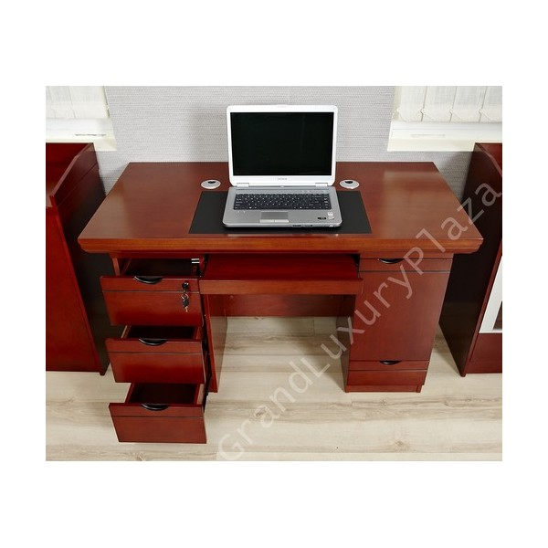 Scrivania tavolo ufficio studio presidenziale direzionale for Ufficio scrivania