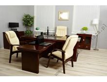 scrivania in aggiunta  PARTNER 1,2 m