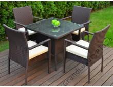 """Set da giardino tavolo e sedie """"Verona"""""""