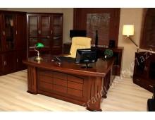 Elegante scrivania PRESTIG 2,2