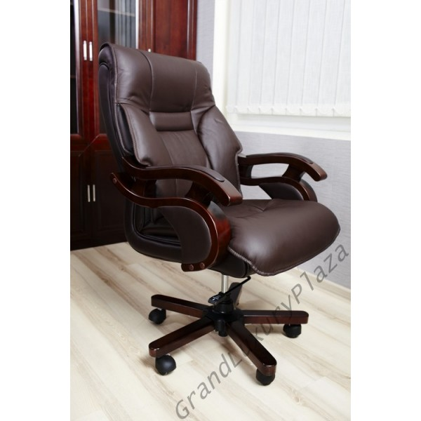 Poltrona sedia presidenziale direzionale pelle ufficio for Sedie da studio