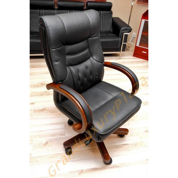 Poltrona sedia presidenziale direzionale pelle ufficio studio conferenza casa girevole - Sedie girevoli da ufficio ...