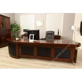 Scrivania ufficio presidenziale Sferio 3.3M