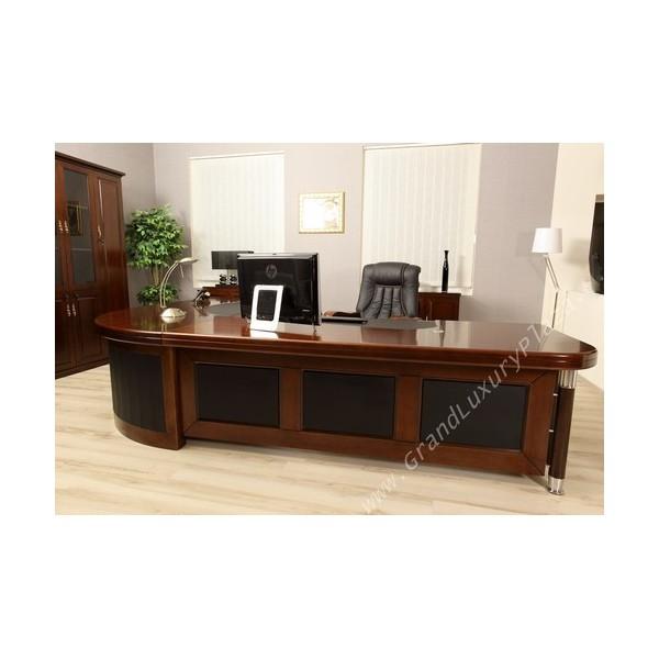 Mobili per ufficio jumboffice design casa creativa e - Scrivania cristallo ufficio ...