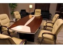 """Tavolo ufficio conferenza serie """"Selecta D 08 7cd"""""""