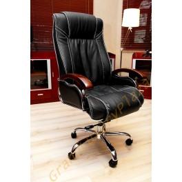 Sedia ufficio in pelle Modern