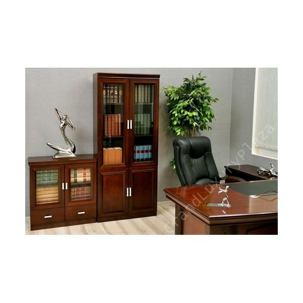 Armadi armadietti libreria vetrina arredo set mobili per for Casa arredo ufficio