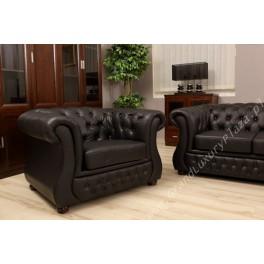 Salotto divano poltrone sof in pelle per ufficio studio for Poltrone per studio