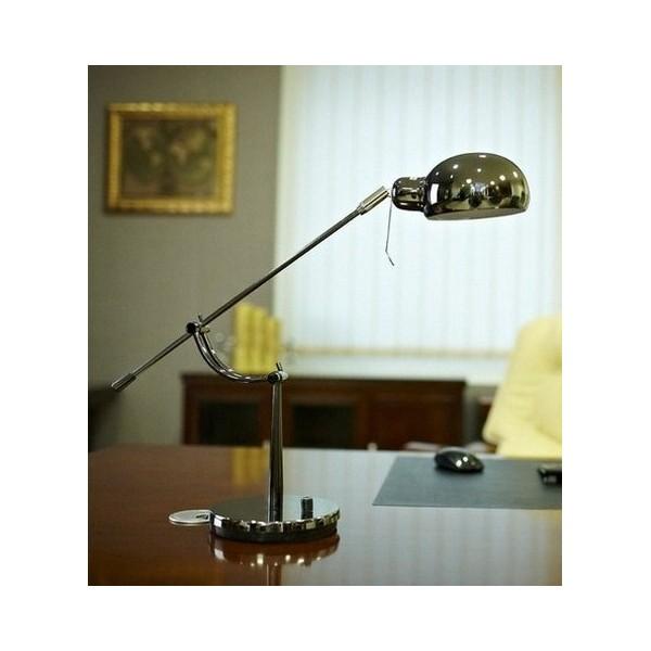 Lampada da tavolo ufficio zx45 pineglen for Tavolo da studio