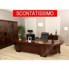Scrivania Presidenziale per Ufficio MAXIMUS 3,86 M