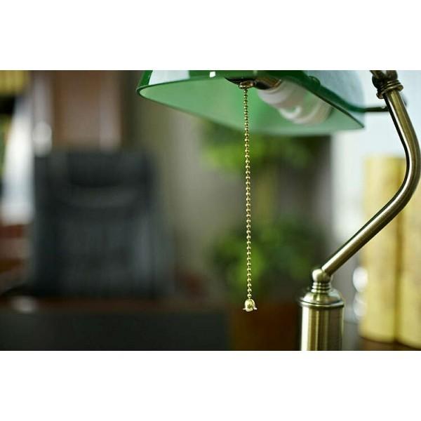 ... da Interno > Da Tavolo > Lampada da tavolo scrivania LDT 8822 VERDE