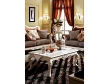 "Tavolino elegante bianco serie ""BELLA"" 930"