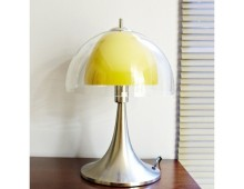 Lampada da tavolo AGILLA Giallo
