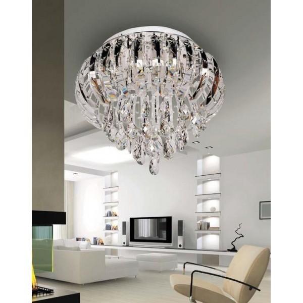 lampadari da ufficio : LAMPADARIO IN CRISTALLO MILORD - 550