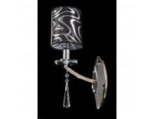 LAMPADA A MURO IN CRISTALLO  CARMEN W1