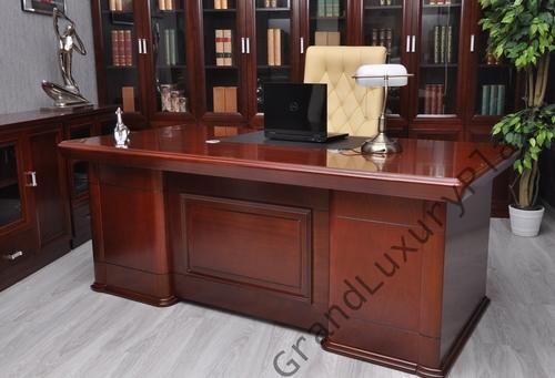 Scrivania tavolo ufficio studio presidenziale direzionale for Mobili studio legale